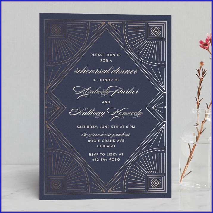 Minted Wedding Rehearsal Invitations (3)