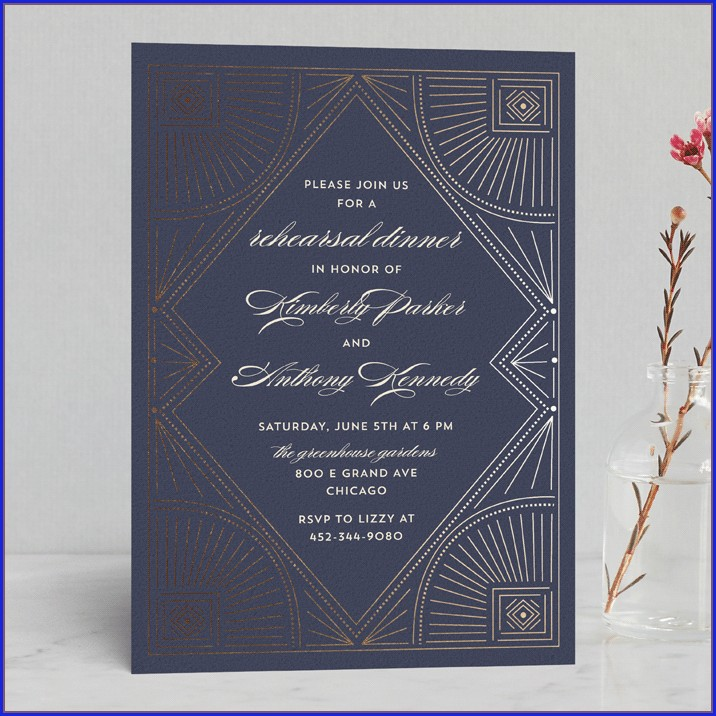 Minted Wedding Rehearsal Invitations (4)