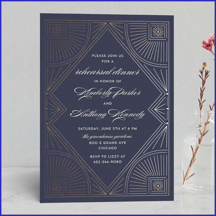 Minted Wedding Rehearsal Invitations (7)