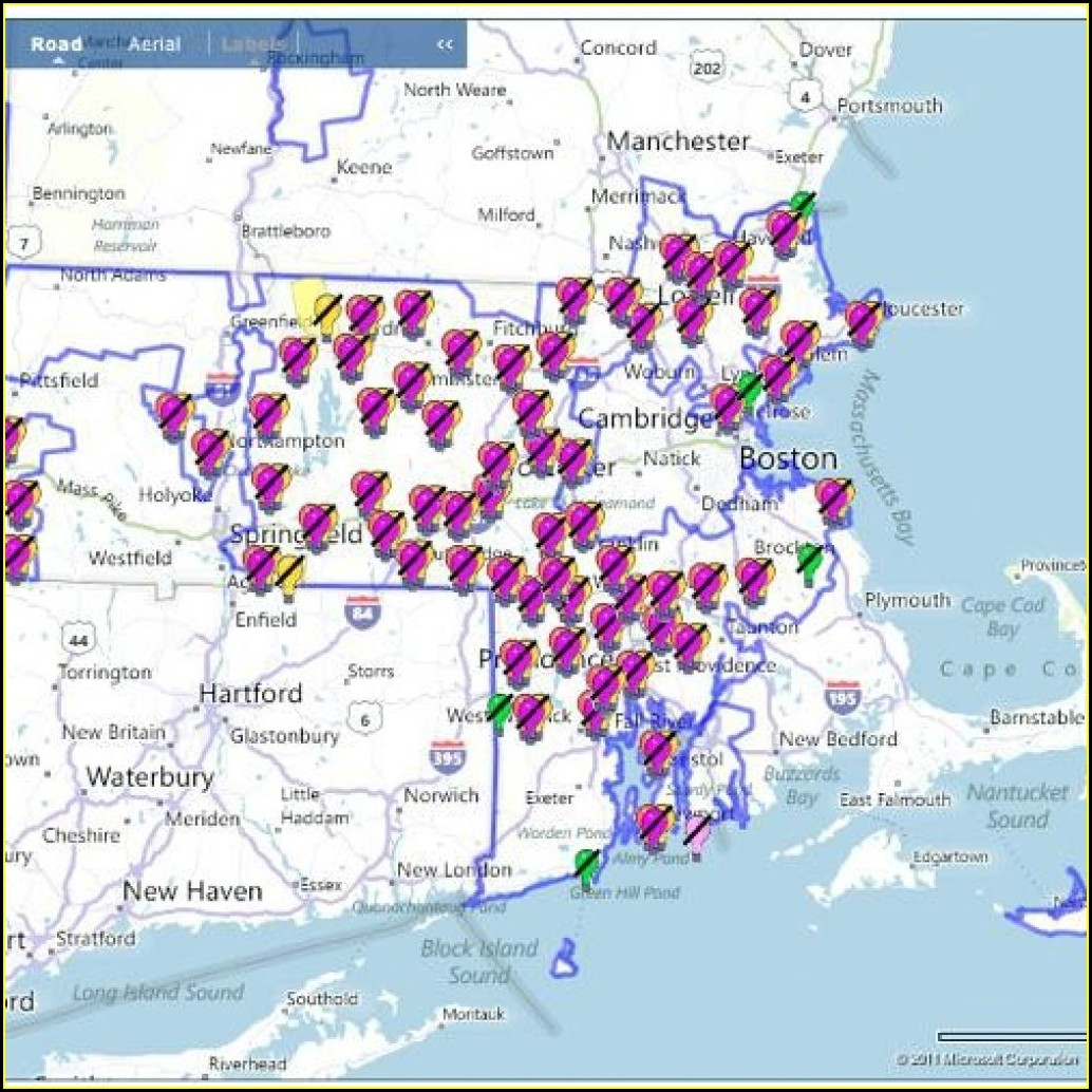 National Grid Outage Map Ri