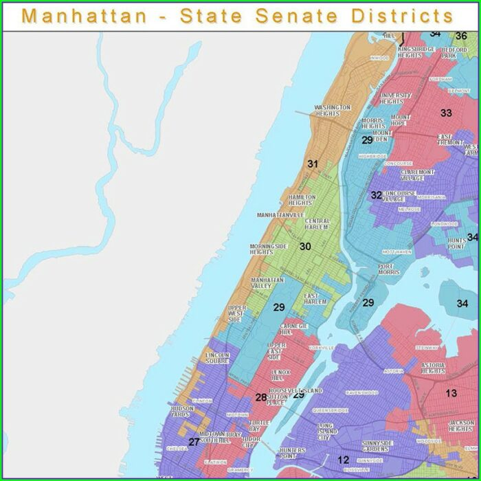 Nys Assembly District Map 2020