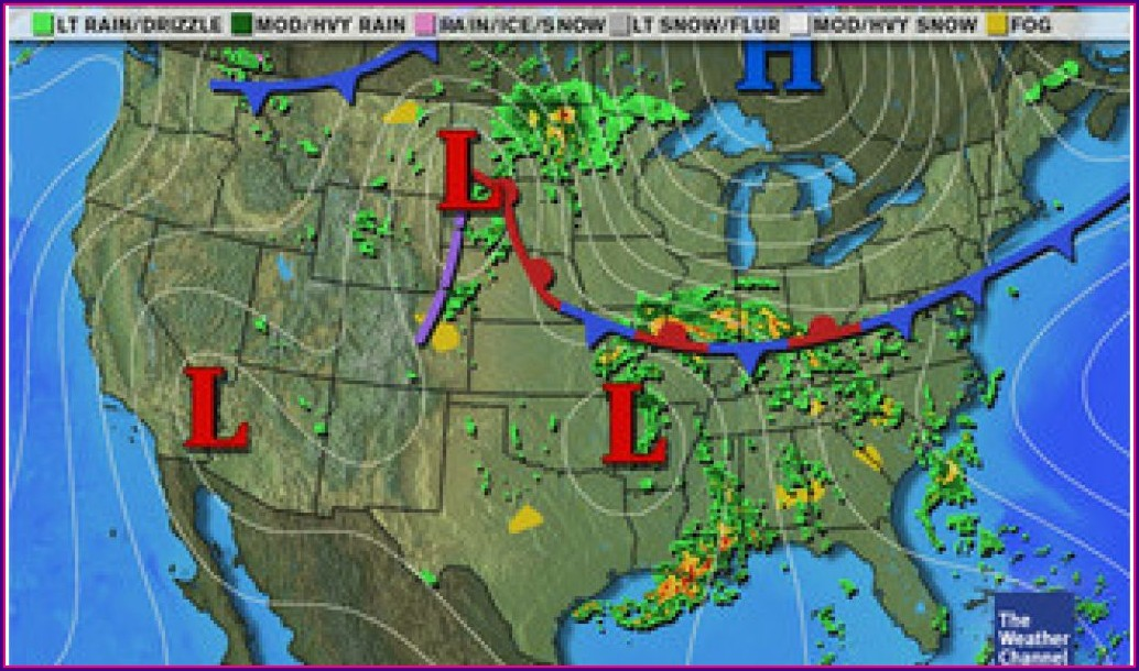 Ohio Weather Map Radar