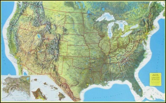 Rand Mcnally Lifetime Maps