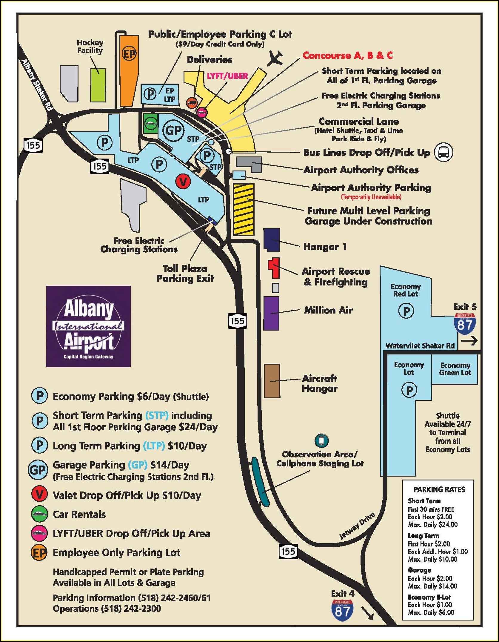 Seatac Airport Map Southwest Airlines