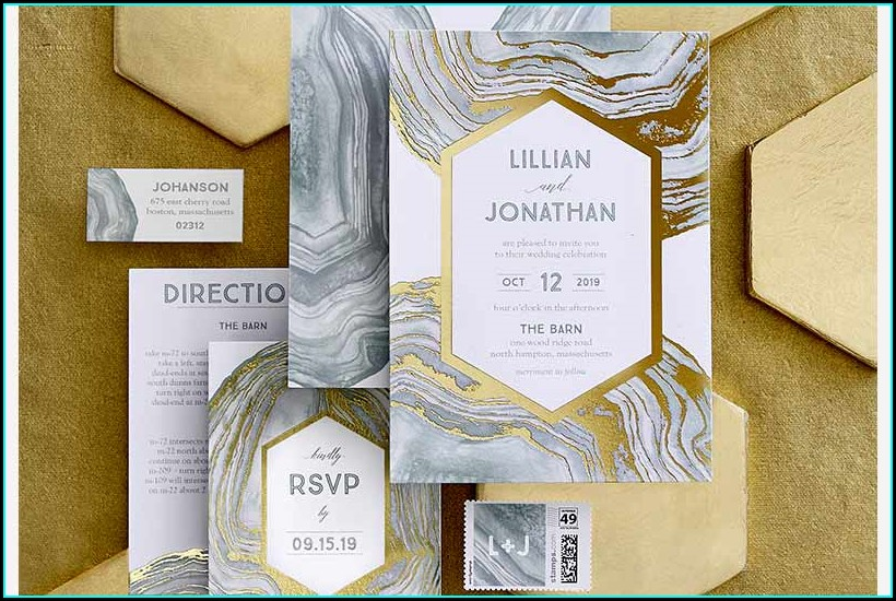 Shutterfly Free Wedding Invitation Samples