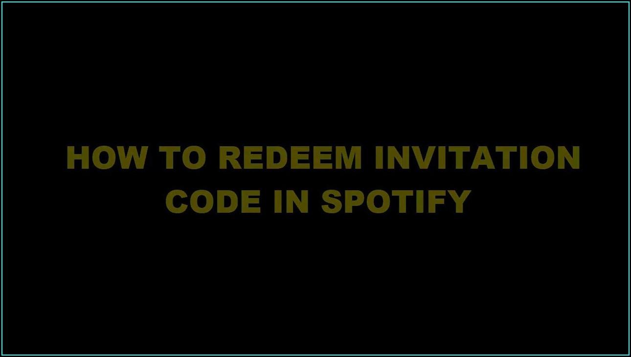 Spotify Family Premium Invite Code