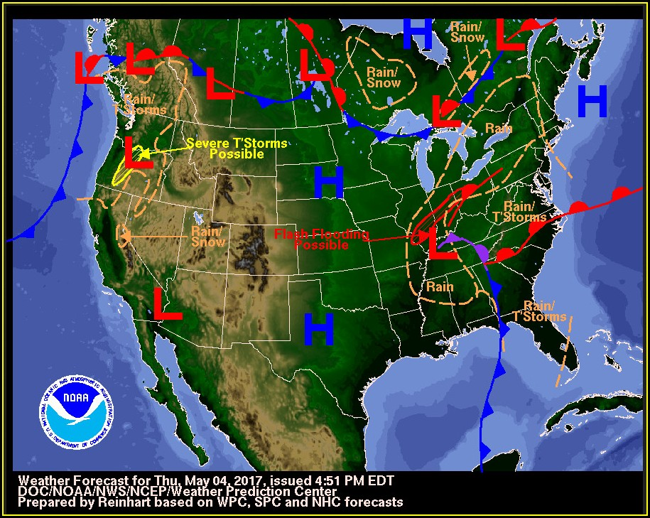 Us Weather Radar Map