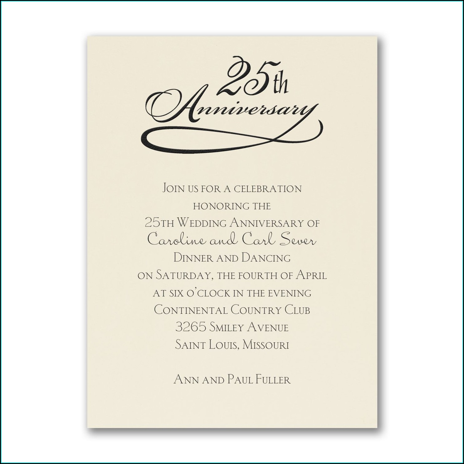 Vow Renewal Invitations Walmart