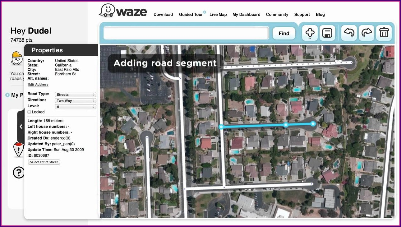 Waze Map Editor Levels