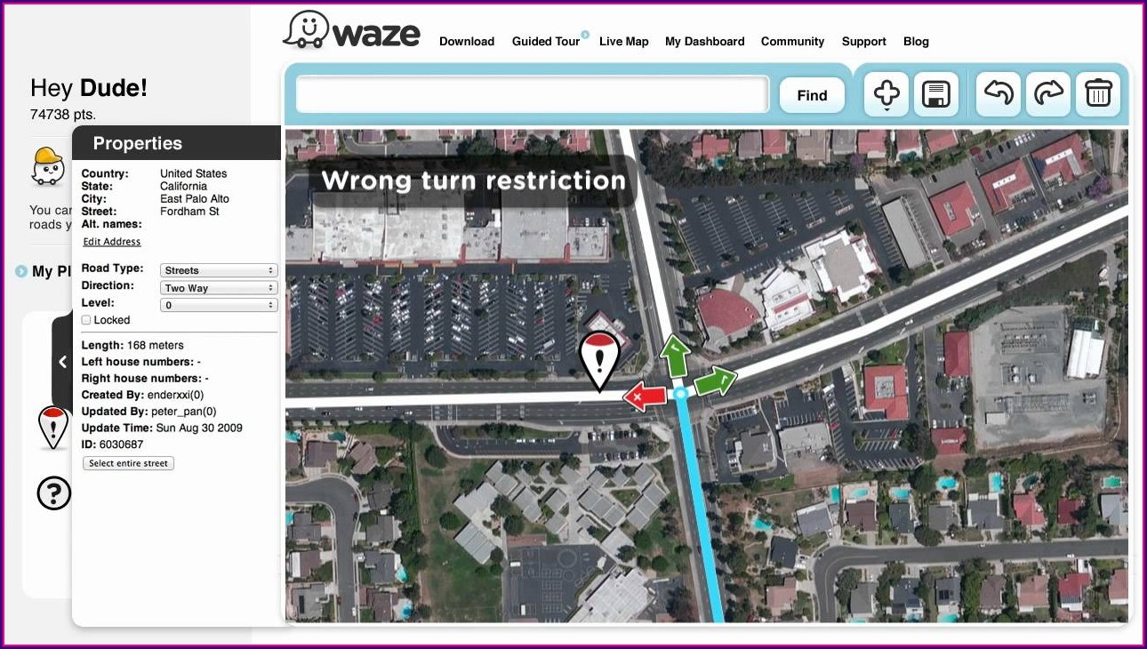 Waze Map Editor Not Working