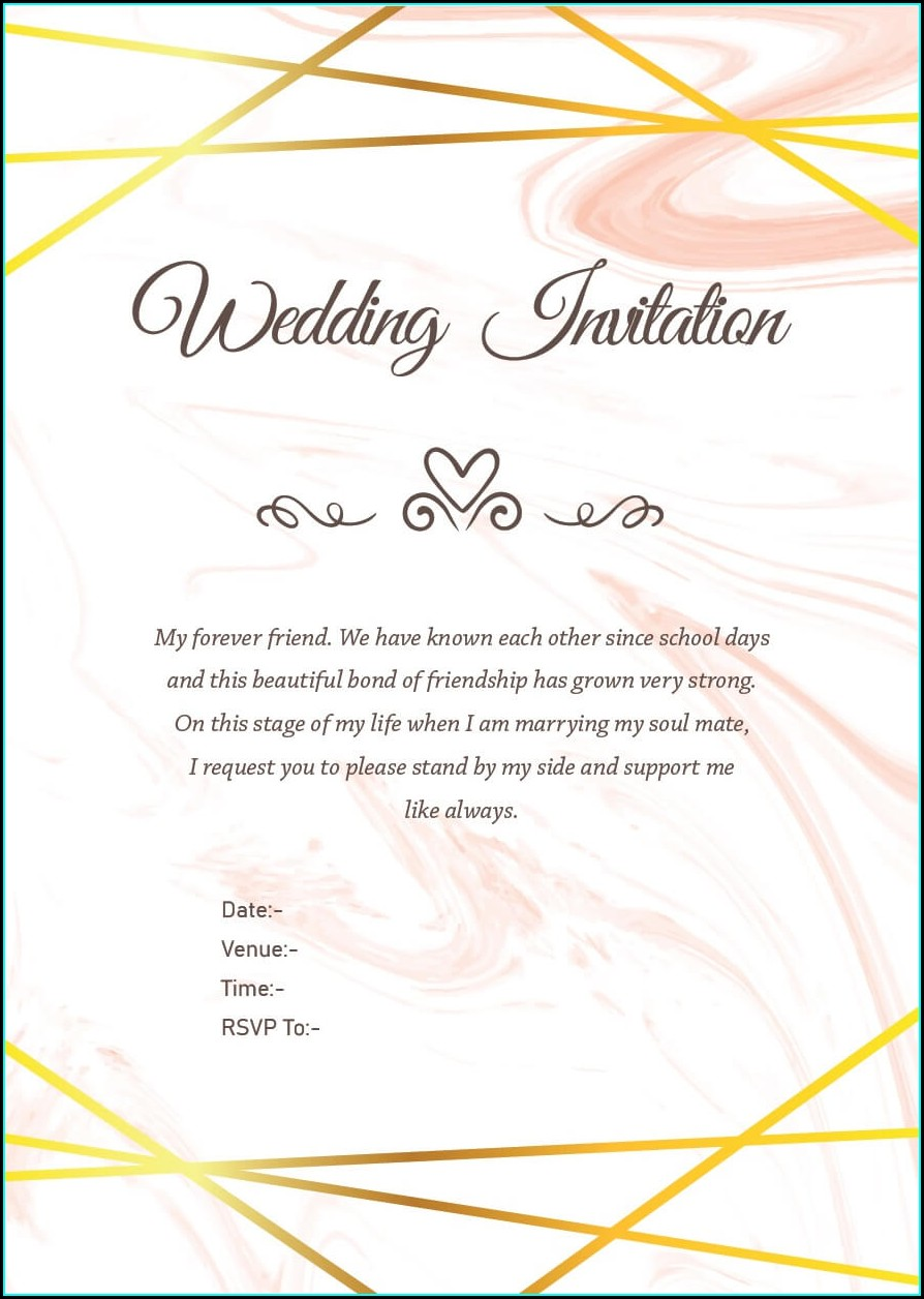 Wedding Invitation Quotes In Hindi For Whatsapp