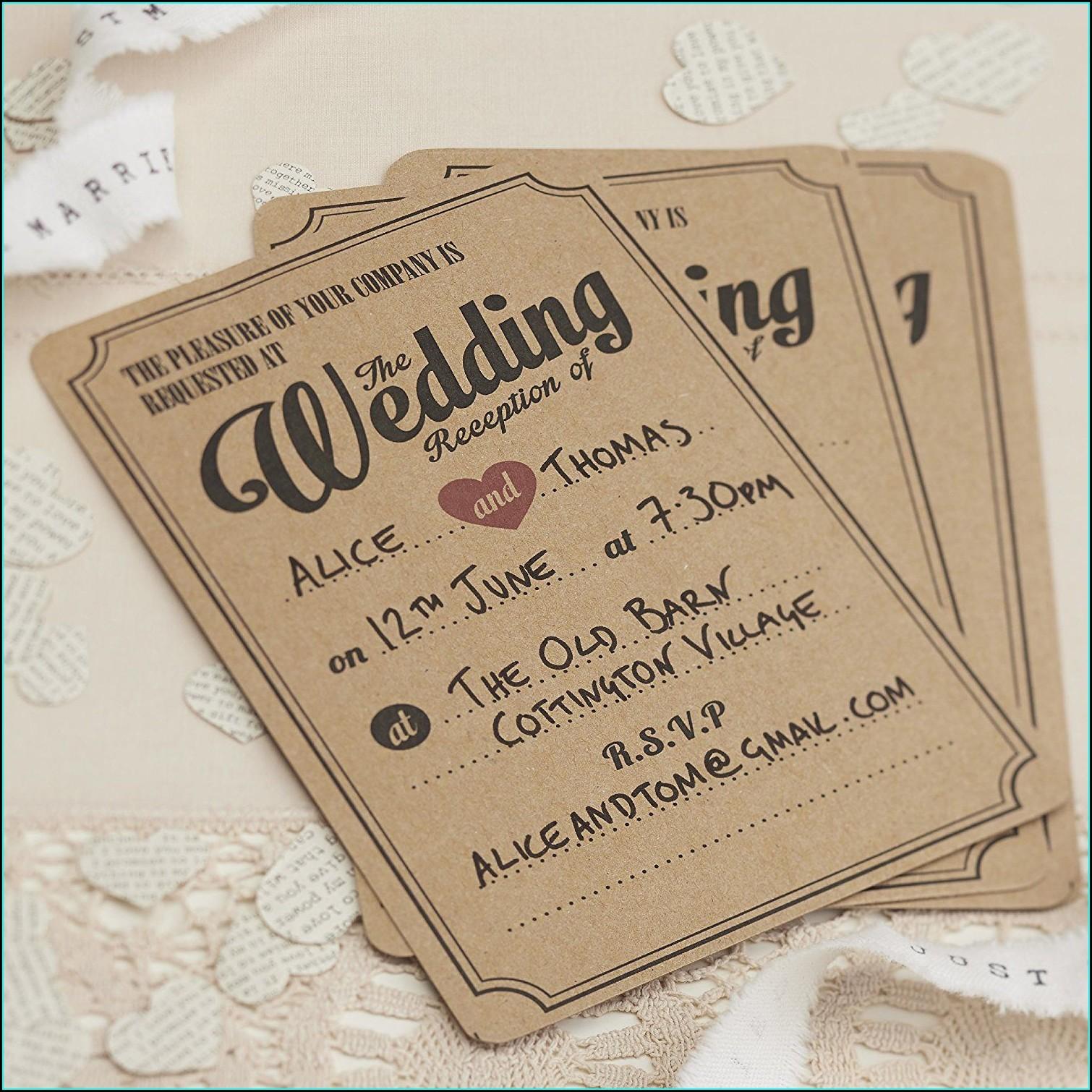 Wedding Invitations Anns Bridal