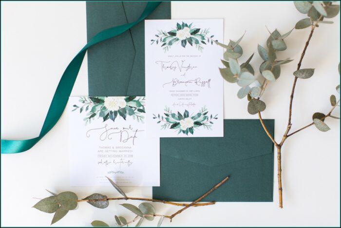 Wedding Invitations Sunshine Coast