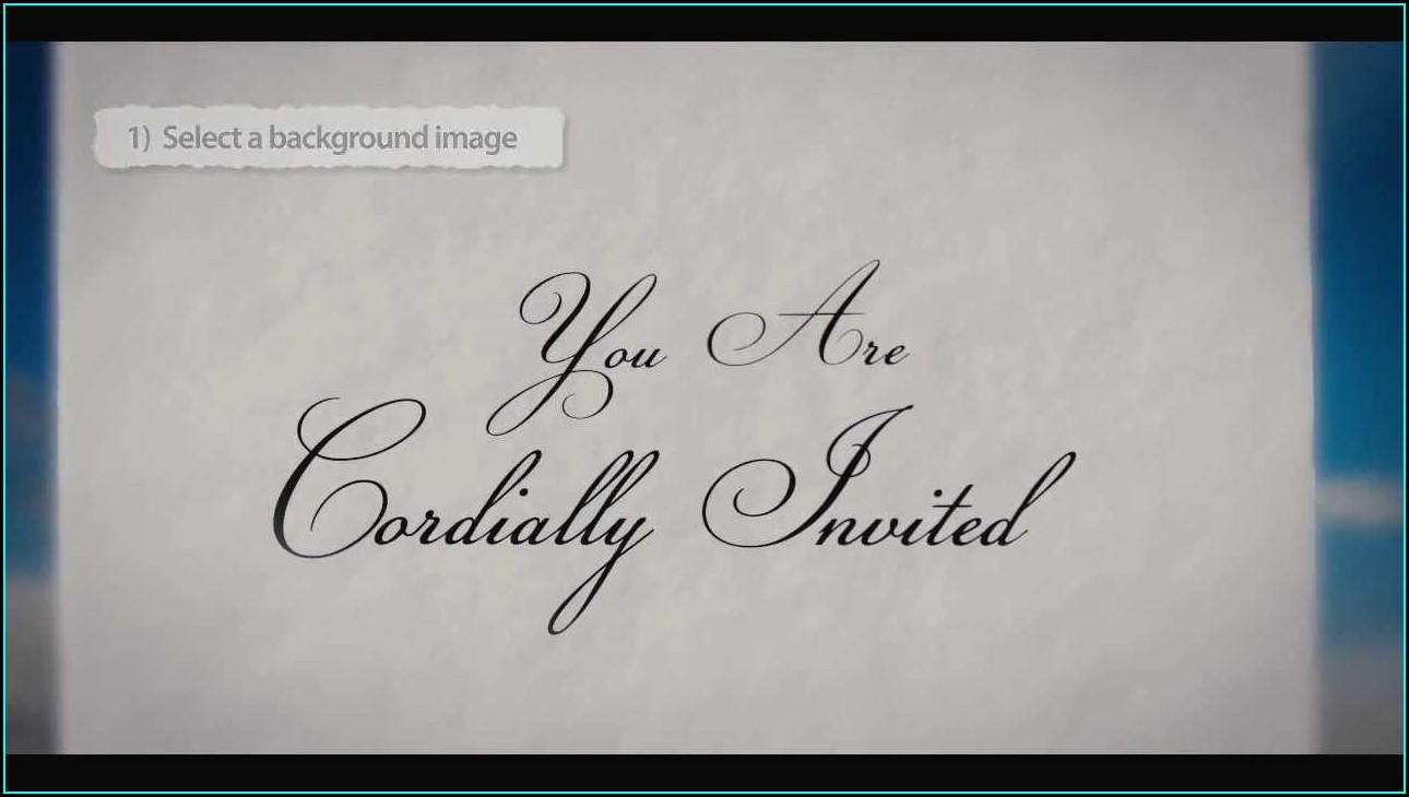 Whatsapp Wedding Invitation Templates Free