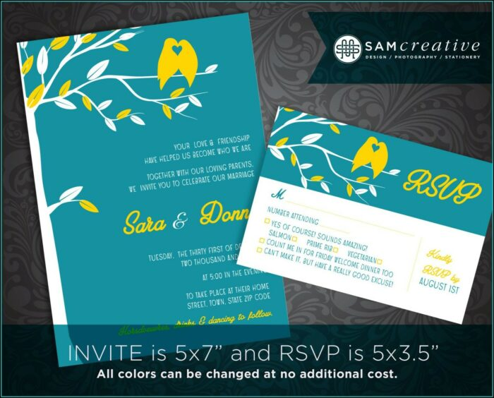 Where To Print 5x7 Invitations