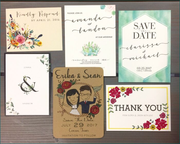 Where To Print 5x7 Invitations On Cardstock