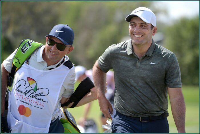 Who Is Leading The Arnold Palmer Invitational
