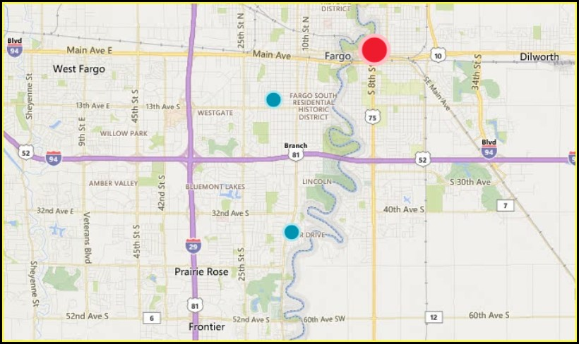 Xcel Energy Outage Map Fargo