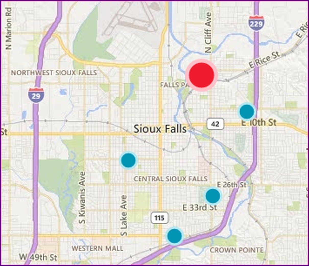 Xcel Energy Power Outage Map Mn