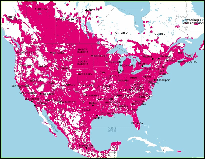 Xfinity Cell Phone Coverage Map