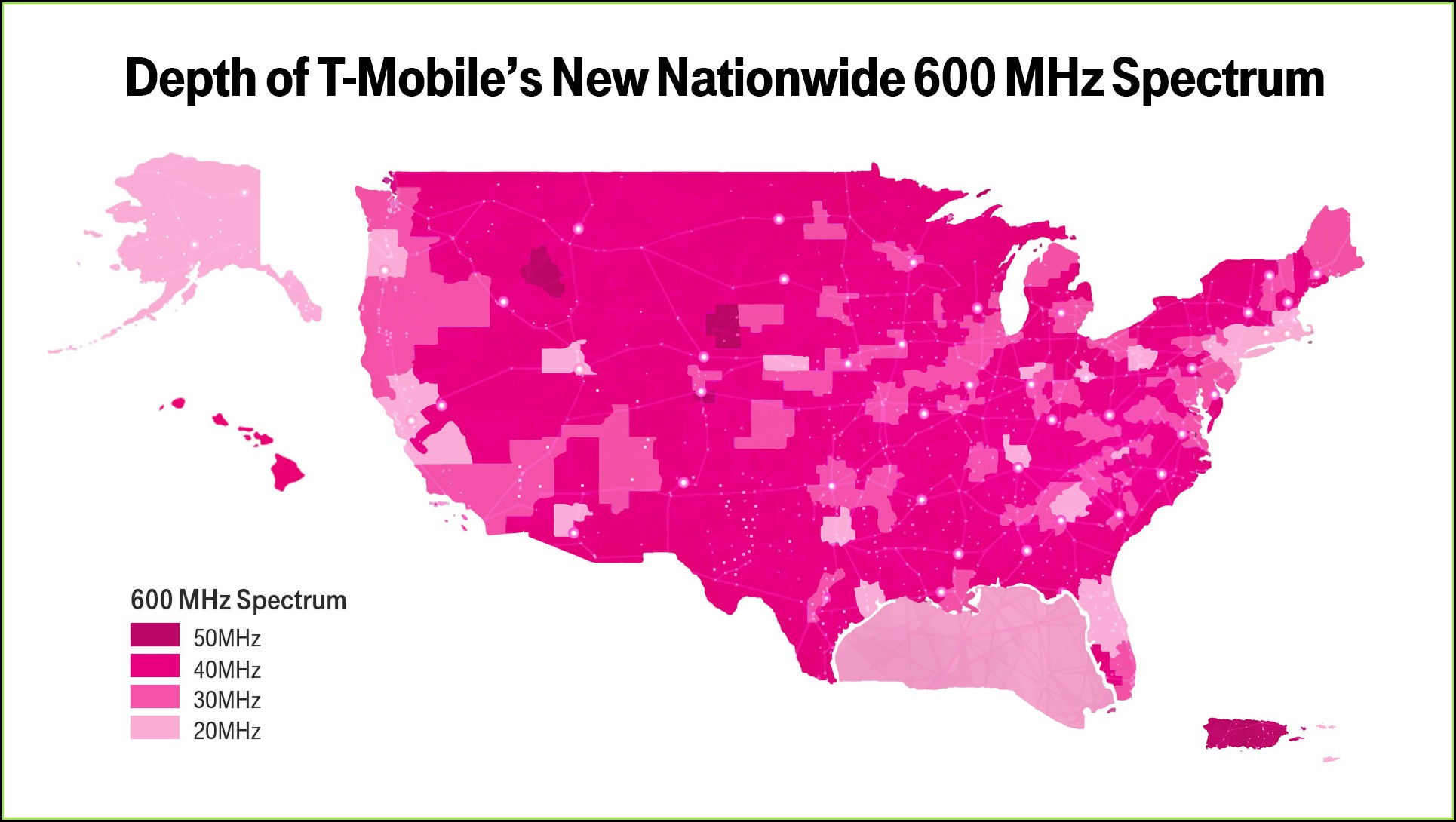 Xfinity Mobile Coverage Map