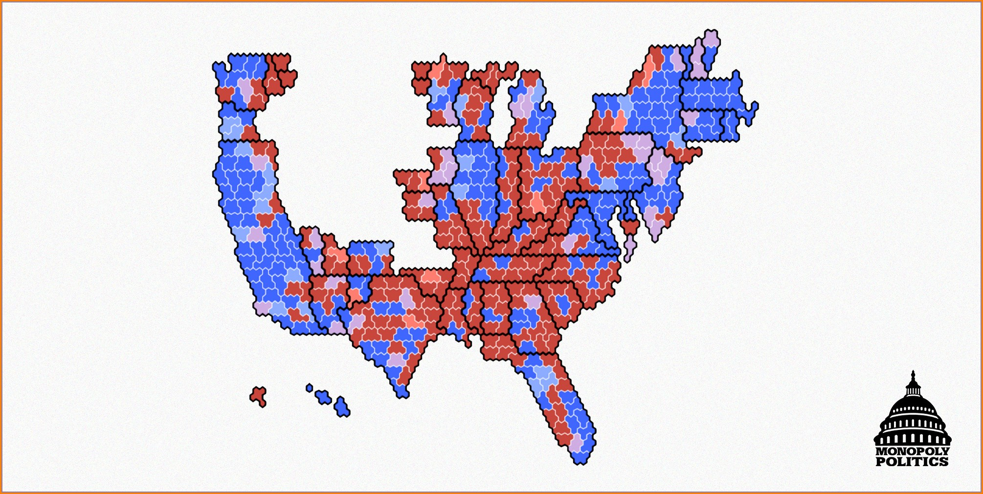2020 Senate Map 270 To Win