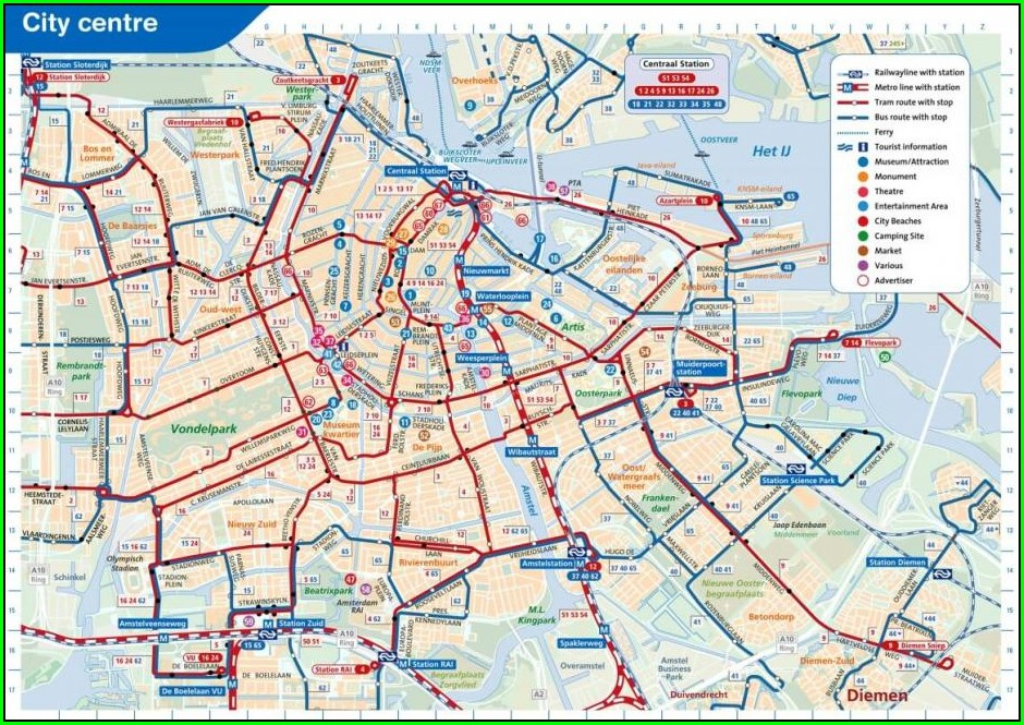 54 Bus Route Map London