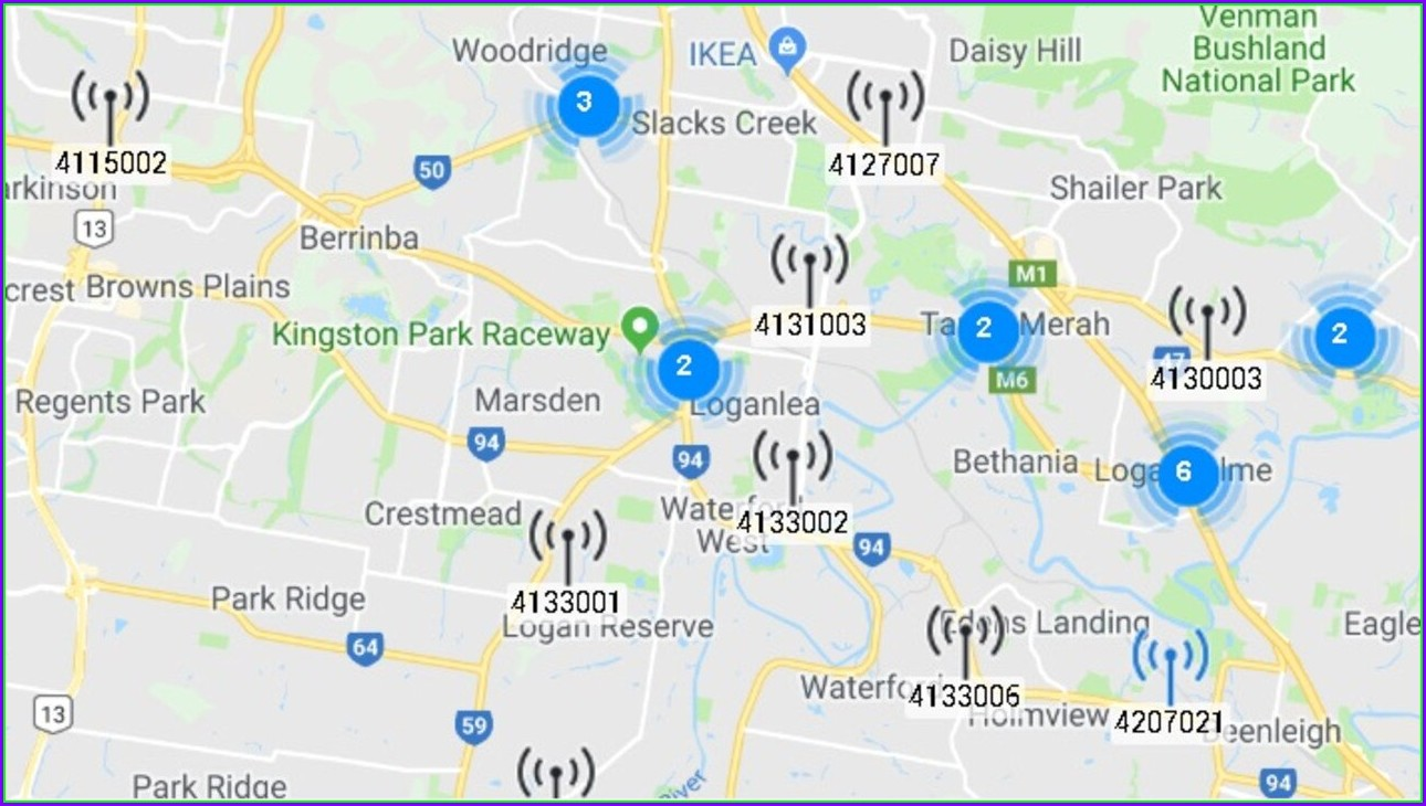 5g Towers Map Australia