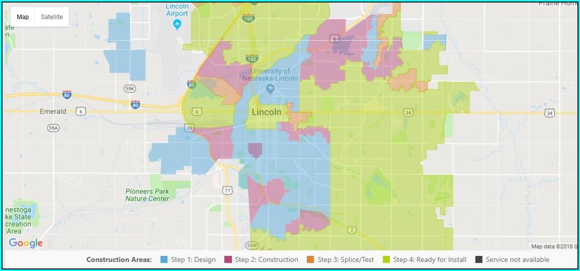 Allo Coverage Map Lincoln Ne