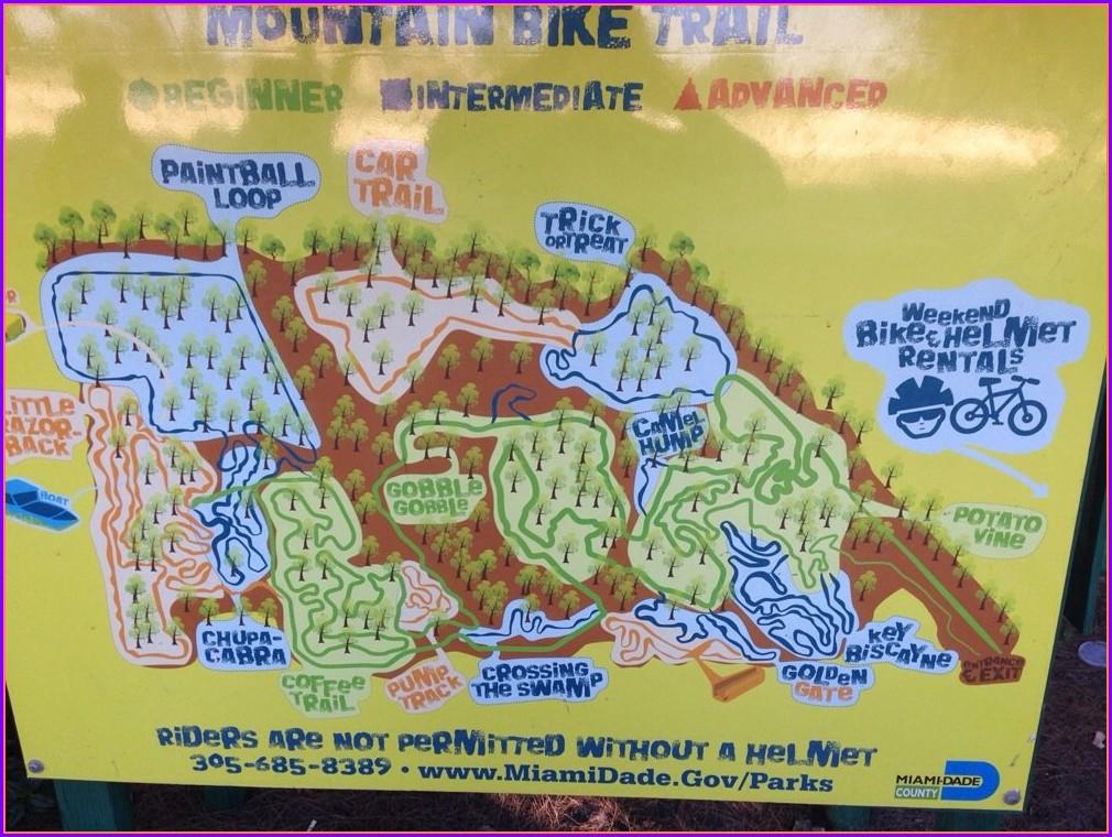Amelia Earhart Park Pavilion Map