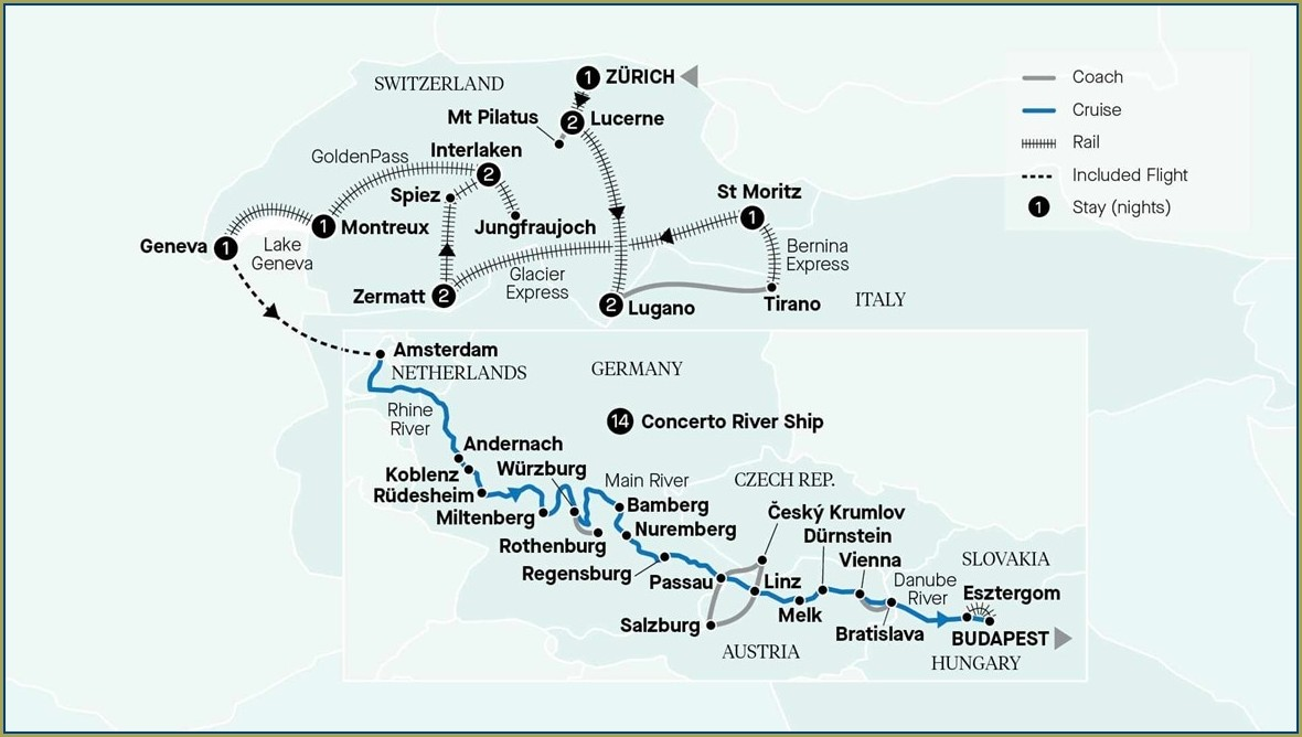 Bernina Express Map Pdf