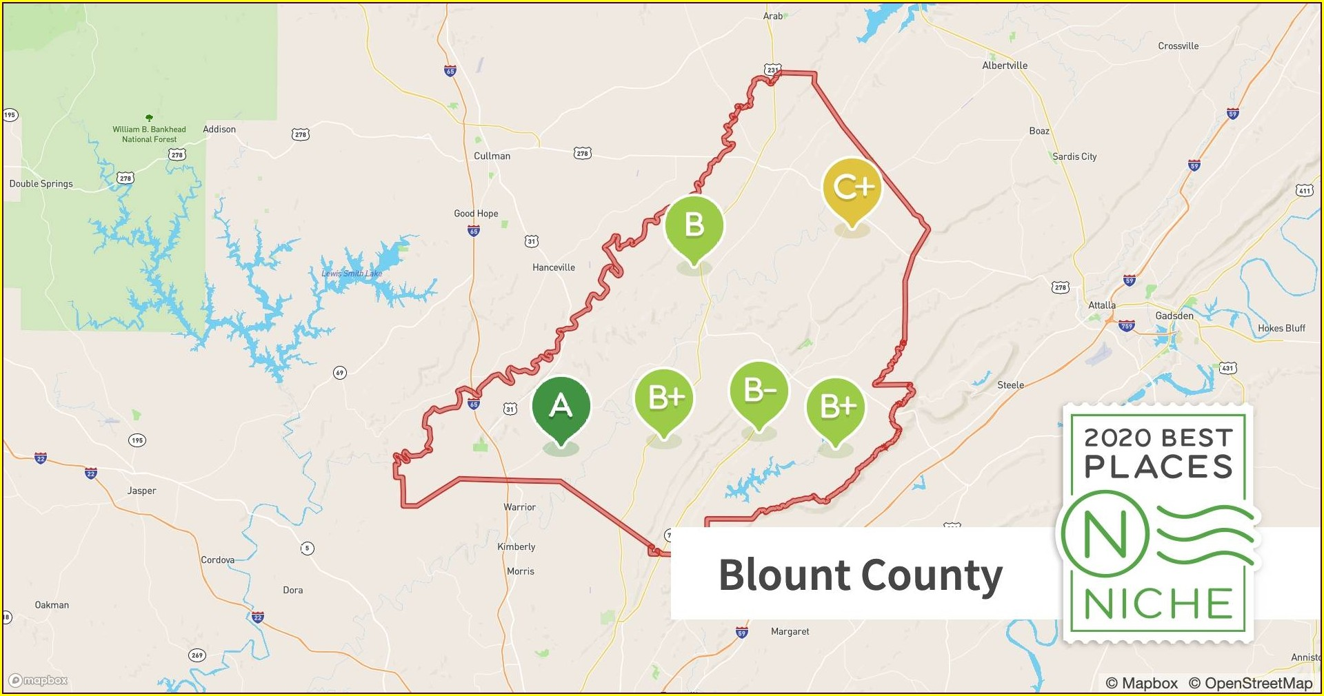Blount County Tax Maps