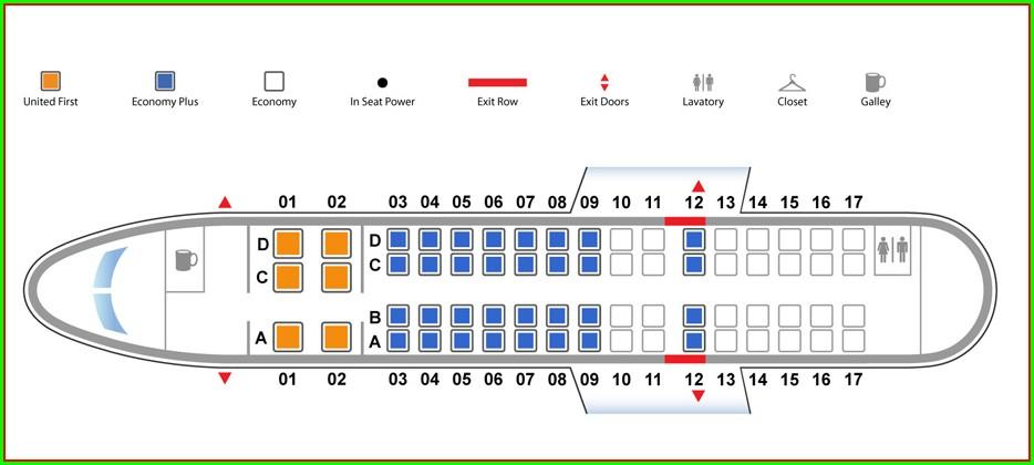 Bombardier Crj 700 Seat Map
