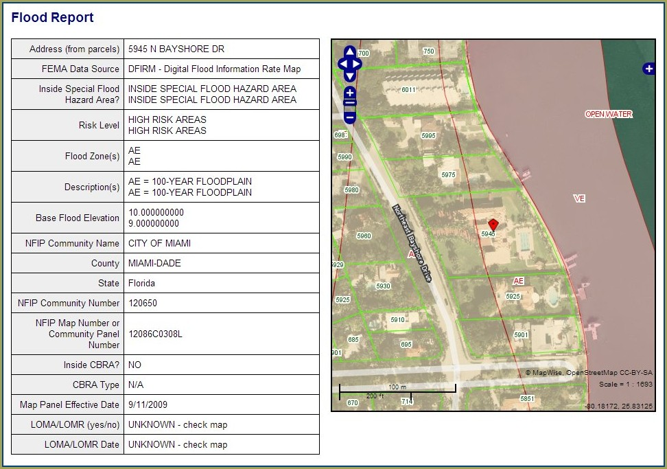 Brevard County Flood Map Changes