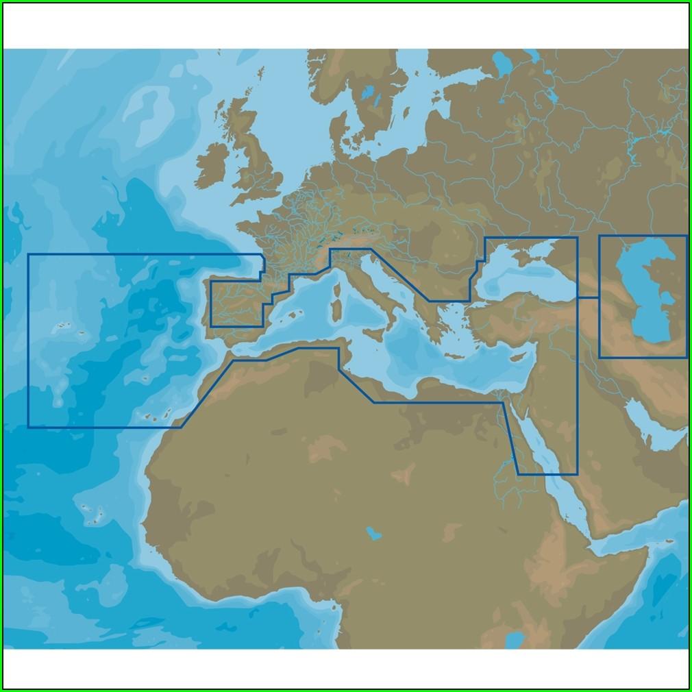 C Map Max N+