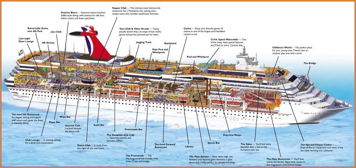 Carnival Valor Map Pdf