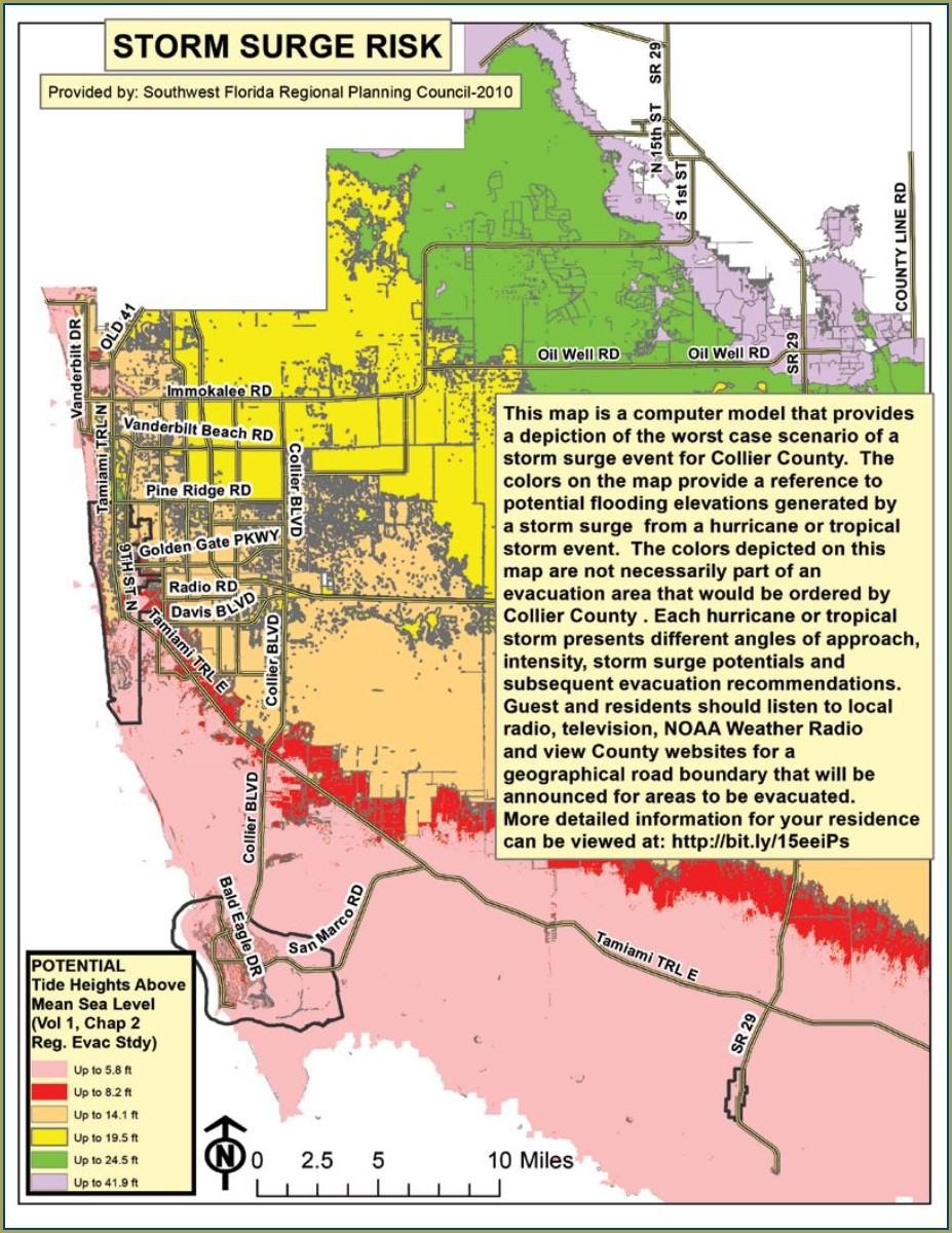Collier County Flood Maps 2020