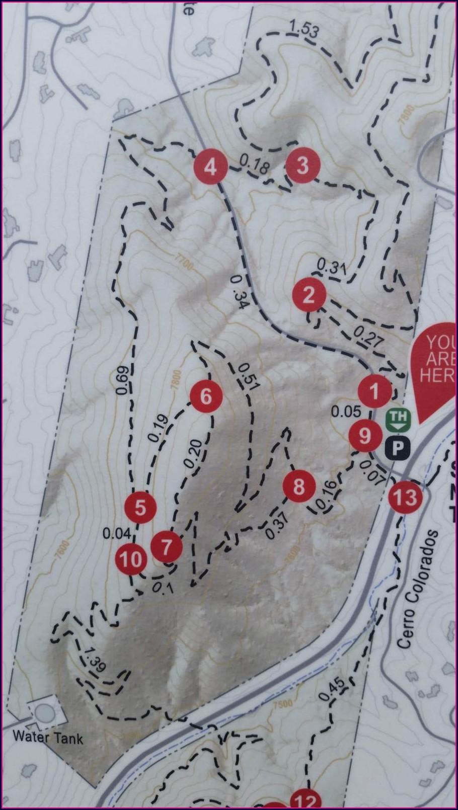 Dale Ball Trail Map Pdf