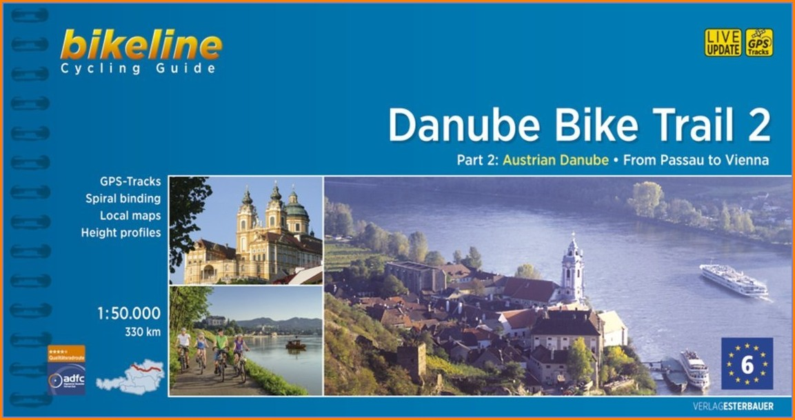 Danube Bike Trail Map Download