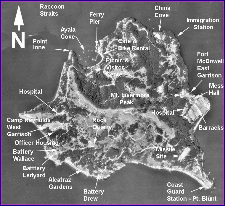 Delaware Seashore State Park Map