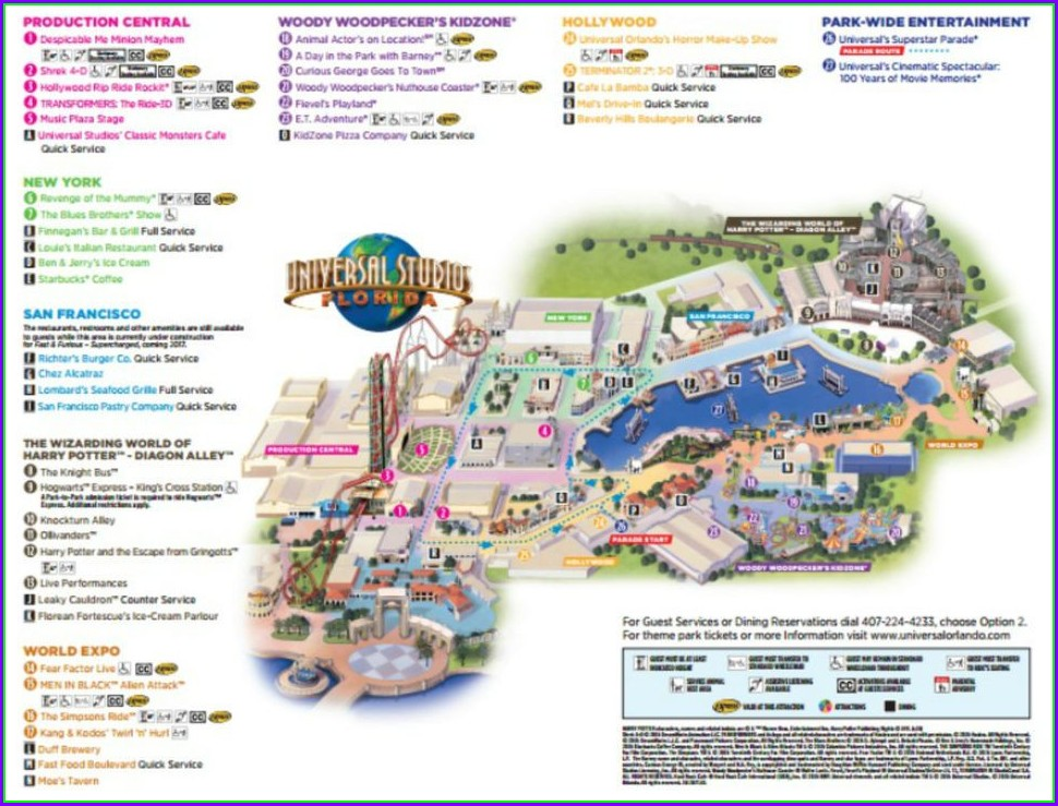 Disney All Star Sports Resort Map