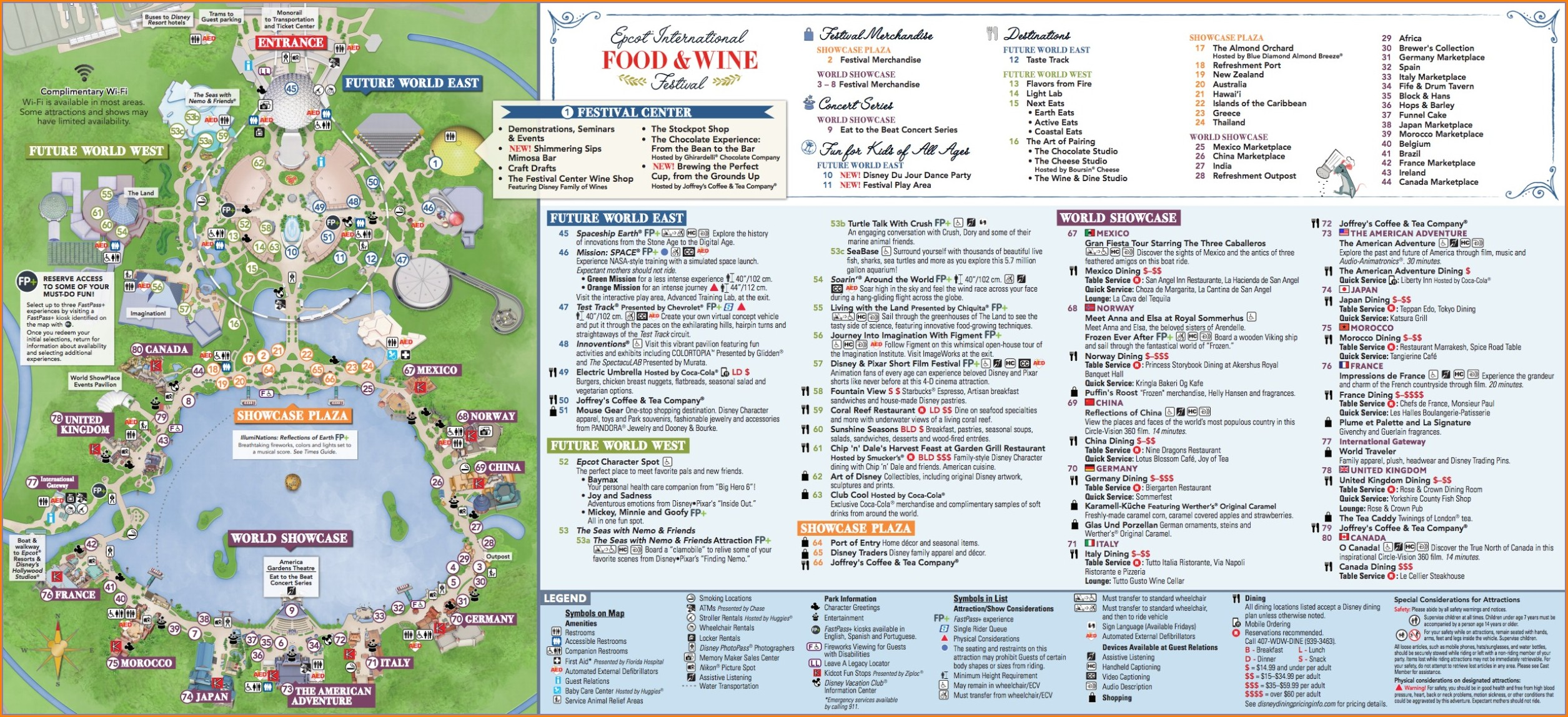 Disney Animal Kingdom Map 2019 Pdf