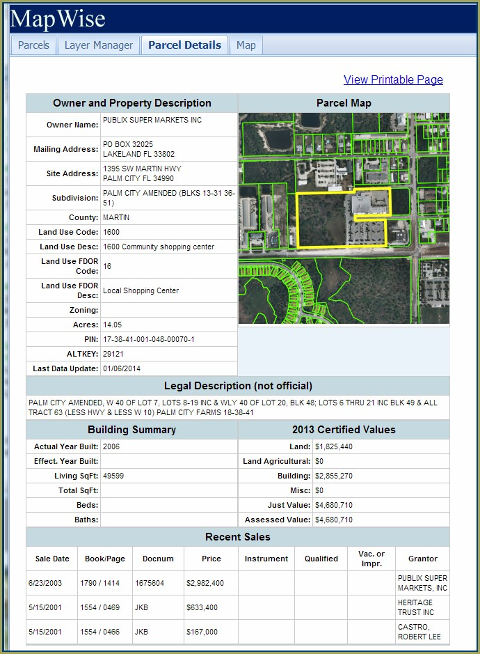 Duval County Property Appraiser Map Search