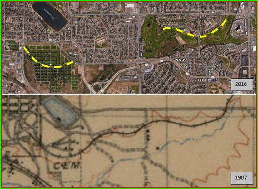 Evergreen Cemetery Map Colorado Springs