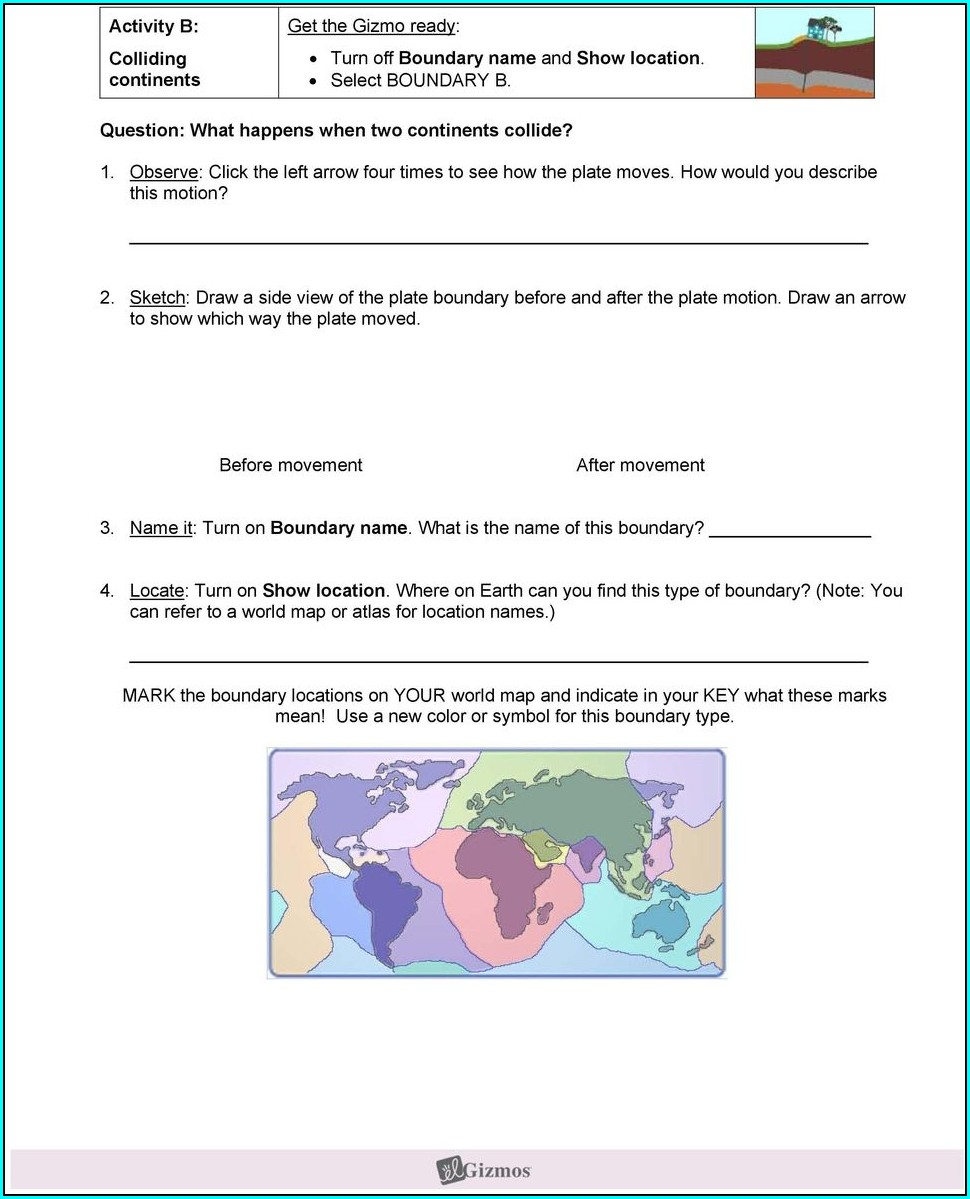 Explore Learning Gizmo Answer Key Weather Maps