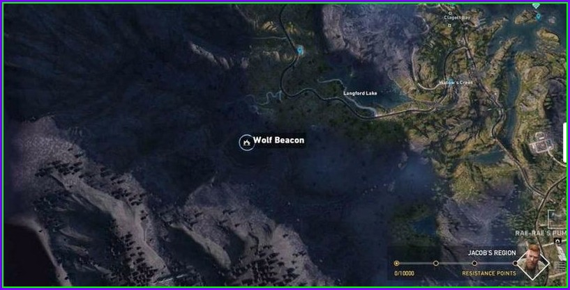 Far Cry 5 Map Locations