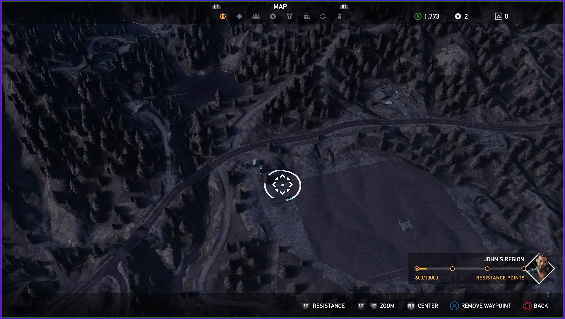Far Cry 5 Silo Locations Map