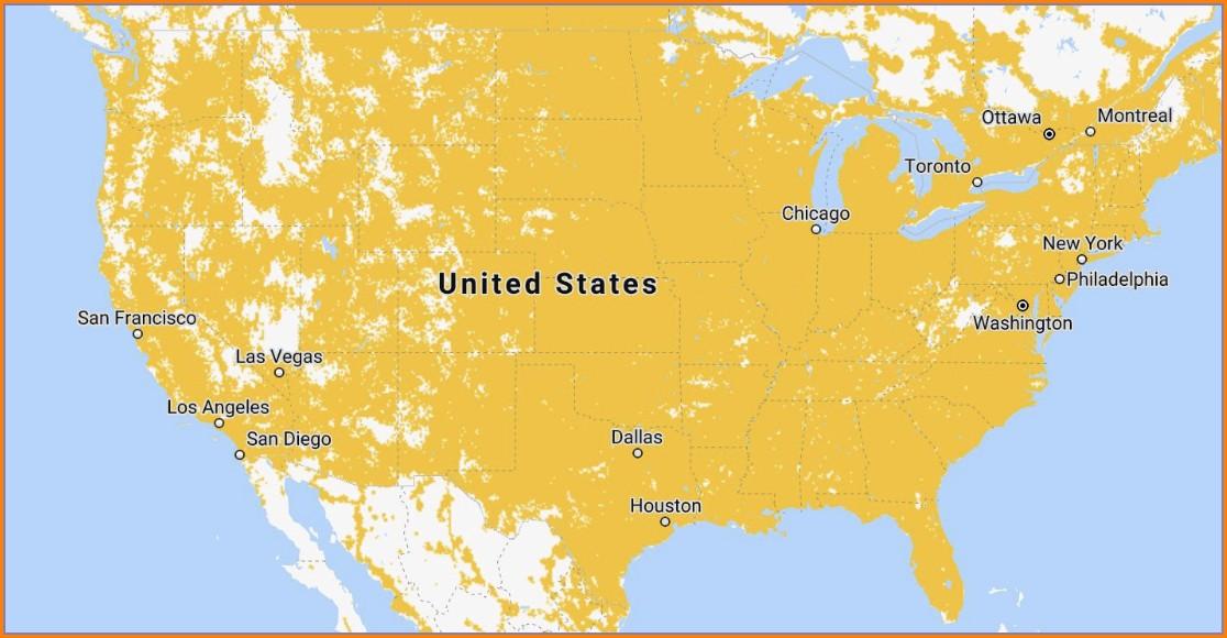 Fcc Radio Coverage Maps