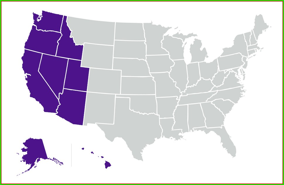Fedex Freight Zone Map