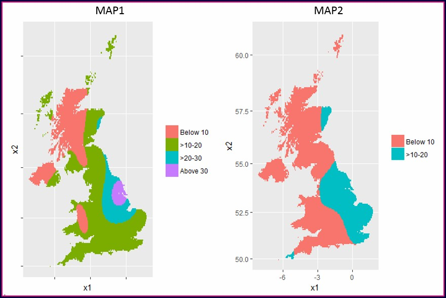 Ggplot2 Maps In R